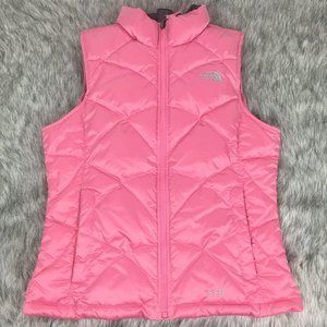 The North Face Girls Large 14/16 L Pink Quilted